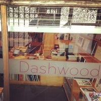 Photo taken at Dashwood Books by An Rong X. on 4/17/2013