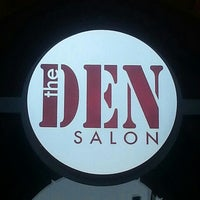 Photo taken at The Den Salon by John Christian H. on 11/11/2013