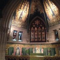 Photo taken at Sage Chapel by Lolbeauty on 10/4/2014