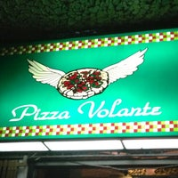 Photo taken at Pizza Volante by Dennis S. on 2/15/2013