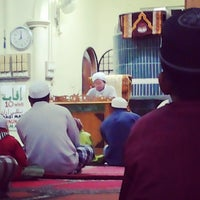 Photo taken at Masjid Balok by Syed Ahmad M. on 3/18/2014
