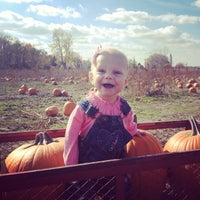 Photo taken at Denny's U-Pick Pumpkins by Joseph S. on 10/21/2012