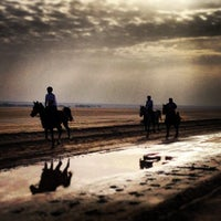 Photo taken at Equestrian Endurance Village by Mohamed S. on 3/3/2013