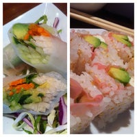 Photo taken at Zheng Asian Bistro by Katie M. on 7/2/2013