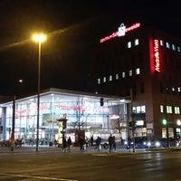 Photo taken at Zentrum Schöneweide by Pierre on 11/6/2014