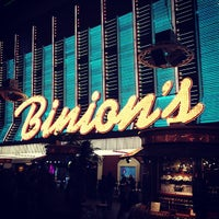 Photo taken at Fremont Street Experience by Alexandra S. on 1/27/2013