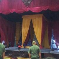 Photo taken at Markas Besar Tentara Nasional Indonesia (MABES TNI) by Lilis R. on 1/6/2016