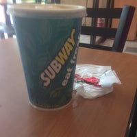 Photo taken at SUBWAY by Syera on 12/3/2016