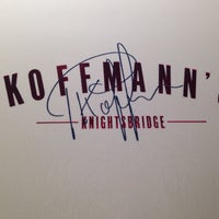 Photo taken at Koffmann's by SeHo L. on 6/24/2016