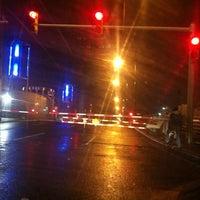 Photo taken at Hamilton Avenue Bridge by Shay on 1/29/2013