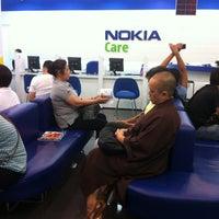 Photo taken at Nokia Care by Nunok (. on 4/26/2013