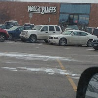 Photo taken at Mall of the Bluffs by Silini R. on 12/28/2012