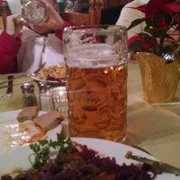 Photo taken at Old Heidelberg German Restaurant by John O. on 12/28/2015