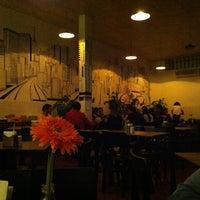 Photo taken at Sabiá Bar e Restaurante by Daniela Martin H. on 4/28/2013