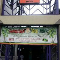 Photo taken at Jawaiian Irie Jerk Restaurant by James M. on 10/21/2013
