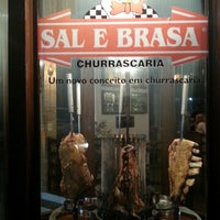 Photo taken at Sal e Brasa Gold by Aruã M. on 9/28/2013