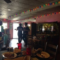 Photo taken at La Fiesta Patio Cafe by Tricia B. on 3/7/2014