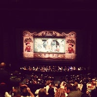 Photo taken at Marion Oliver McCaw Hall by Jared S. on 12/15/2012