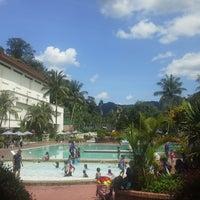 Photo taken at KK Club, Taman Melawati, KL by kefley i. on 12/13/2014
