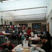 Photo taken at New York Public Library - Muhlenberg by Arjun M. on 9/26/2013