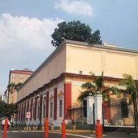 Photo taken at Palacio de Miraflores by Luis Dalier H. on 3/31/2016