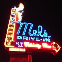 Photo taken at Mel's Drive-In by Brian H. on 10/5/2012