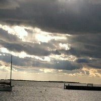 Photo taken at Westhampton Yacht Squadron by Gina S. on 10/12/2012