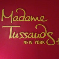 Photo taken at Madame Tussauds New York by Rodney A. on 5/27/2013