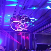 Photo taken at Kristal Ballroom, Hilton PJ by rosza b. on 3/21/2014