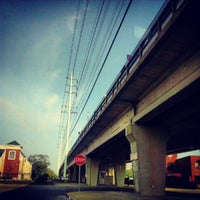 Photo taken at LIRR - Amityville Station by Jig S. on 9/27/2012