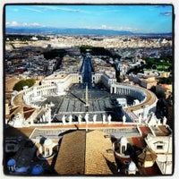 Photo taken at Vatican City by Pascal M. on 10/1/2013