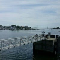 Photo taken at Steamship Authority - Hyannis Terminal by Elizabeth G. on 6/16/2016