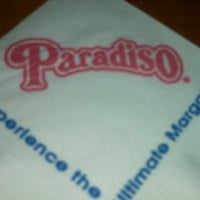 Photo taken at Paradiso Mexican Restaurant by George H. on 3/23/2013