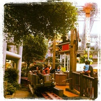 Photo taken at Nickelodeon Universe® by George H. on 6/21/2013