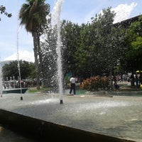Photo taken at Parque Fundidora by Mayi V. on 7/14/2013