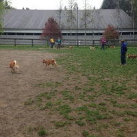 Photo taken at Robinswood Dog Park - West by Jenn H. on 4/27/2013