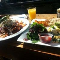 Photo taken at Café Biere by L J. on 10/7/2012