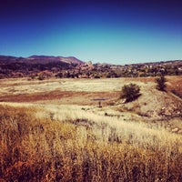 Photo taken at Red Rock Canyon Open Space by Andrew G. on 10/27/2013