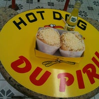Photo taken at Hot Dog Du Piru by Fernando M. on 1/9/2013
