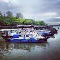 Photo taken at Changi Point Ferry Terminal by Ben N. on 12/18/2012
