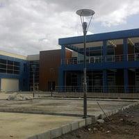 Photo taken at GSB Buca Gençlik Merkezi by Onursal T. on 5/27/2015