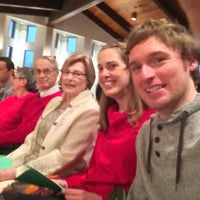 Photo taken at Christ The King by Kevin K. on 12/24/2014