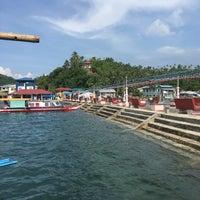 Photo taken at Pantalan (Zumarraga W. Samar) by Arieschen Jill V. on 6/9/2016