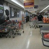 Photo taken at Sainsbury's by John E. on 10/26/2013