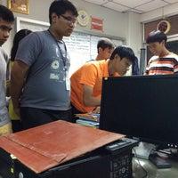 Photo taken at วิทยาลัยเทคโนโลยีพงษ์สวัสดิ์ by Yoky K. on 8/13/2015