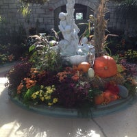 Photo taken at Niagara Parks Floral Showhouse by Pam B. on 10/9/2013