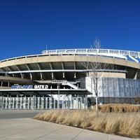 Photo taken at Kauffman Stadium by Spencer S. on 1/18/2013