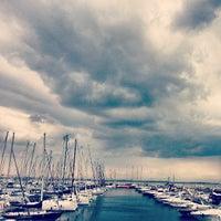 Photo taken at MarinTurk İstanbul City Port by Habib Y. on 7/19/2013