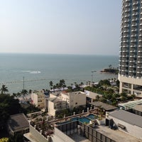 Photo taken at Mark Land And Spa Hotel Pattaya by Денис К. on 2/5/2014