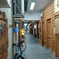Photo taken at 狸小路市場 by shota m. on 6/22/2016